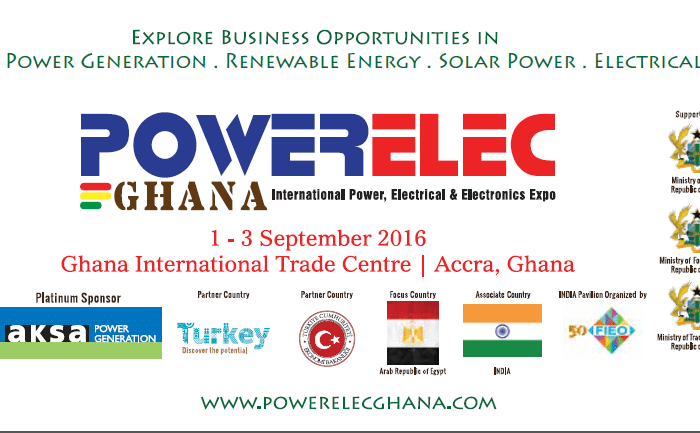 POWERELEC GHANA 2016 - Egytrafo Grp. Eng. Ibrahim