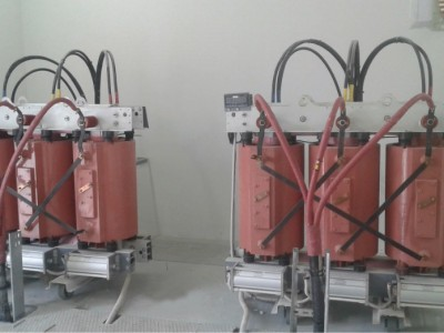 Dry Transformers - Egytrafo Grp.